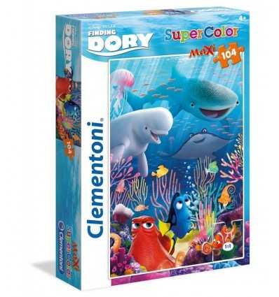 Puzzle 104 Teile Maxi auf der Suche nach dory 23986 Clementoni- Futurartshop.com