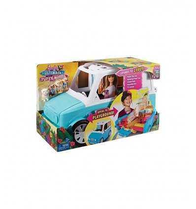 Fordonet Barbie pups DLY33-0 Mattel- Futurartshop.com
