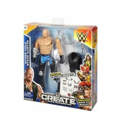 Personaggio wrestling-stone cold steve CMD81/CML06 Mattel-Futurartshop.com