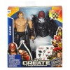 Wrestling Charakter kane CMD81/CML07 Mattel- Futurartshop.com