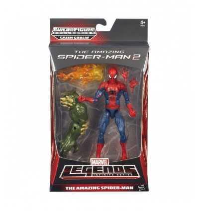 驚くべきスパイダーマン伝説の文字します。 A6655E270/A6656 Hasbro- Futurartshop.com