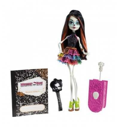 Y7643 Y7644-Mattel Monster High muñeca, visite Skelita Y7644 Mattel- Futurartshop.com