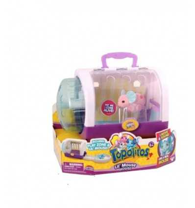 La casetta di Topolitos cherie (rosa) LPT02000 Giochi Preziosi-Futurartshop.com