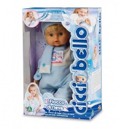 Cicciobello snowflake GPZ18144 Giochi Preziosi- Futurartshop.com