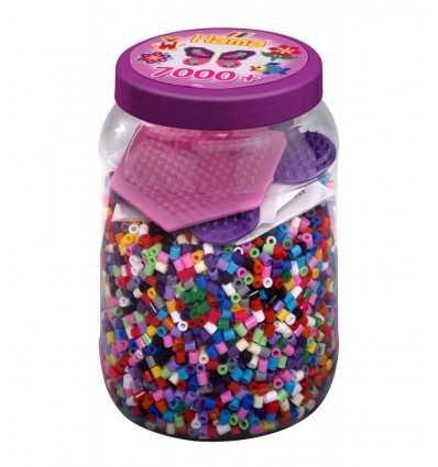 Bocal avec 7000 perles 2086-AMA - Futurartshop.com