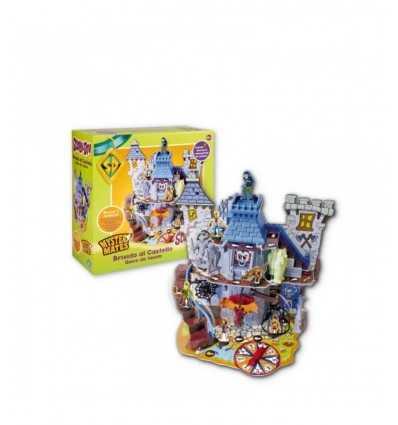 jugar scooby doo estremecimiento en el castillo GP402094 Giochi Preziosi- Futurartshop.com