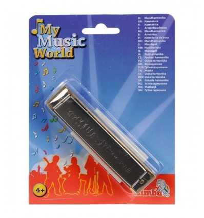 harmonica 13 cm 106833130 Simba Toys- Futurartshop.com