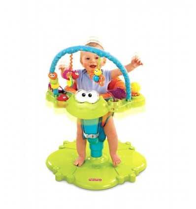 Fisher Prix Baby Gear R2159 grenouille saute et joue XE-Q7LH-53V3 Clementoni- Futurartshop.com