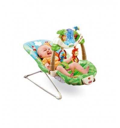 Fisher Price K2565 - Sdraietta della Foresta IX-JEIA-2J6Q Mattel-Futurartshop.com