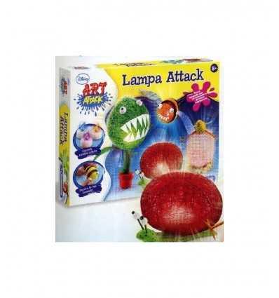 Clementoni 15916-Art Attack ataque de Lampa 15916 Clementoni- Futurartshop.com