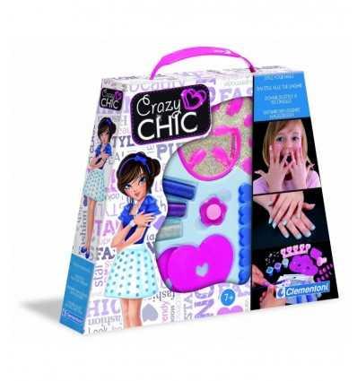 Clementoni-15885-Crazy-Chic von Style für Ihre Nägel 15885 Clementoni- Futurartshop.com
