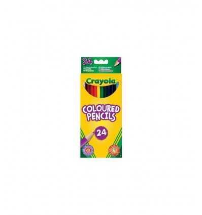 24 Buntstifte Crayola- Futurartshop.com