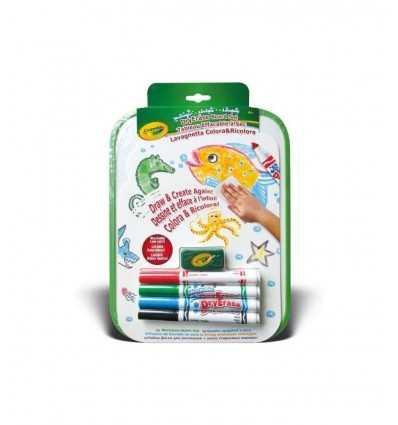 Pizarra colores 98-2003 Crayola- Futurartshop.com