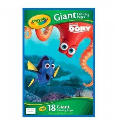 big coloring pages disney dory 04-2006 Crayola- Futurartshop.com
