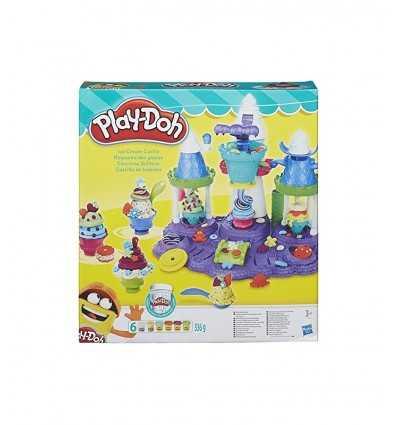 doh アイスクリーム城を再生します。 B5523EU40 Hasbro- Futurartshop.com