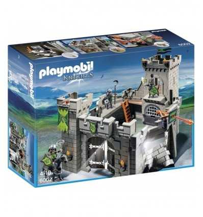 PLAYMOBIL chevaliers forteresse green Wolf 6002 Playmobil- Futurartshop.com