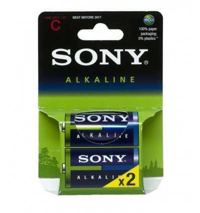Sony alkaline 2 half torches AM2E2X AM2E2X Sony- Futurartshop.com