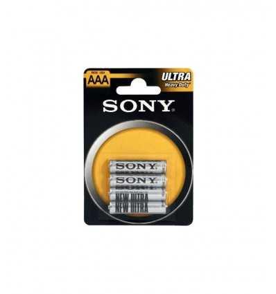 Micro de zinc 4 Sony R03NUB4A R03NUB4A Sony- Futurartshop.com