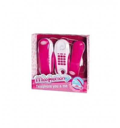 Giochi Preziosi Miss fashion telefoni comunicanti RDF50385 RDF50385 Giochi Preziosi- Futurartshop.com