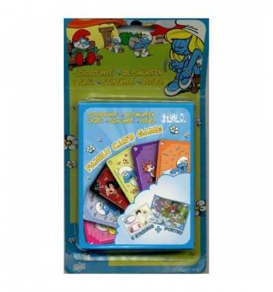 Family card game Smurfs 220963 220963 - Futurartshop.com