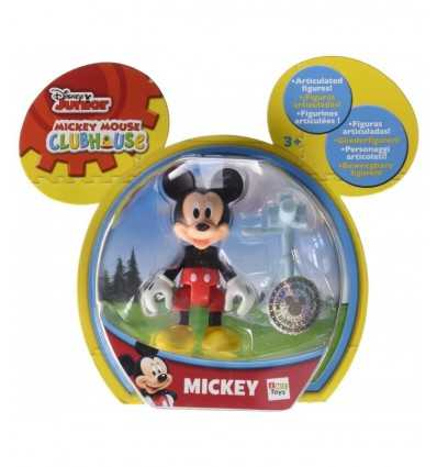 personnage de mickey mouse Clubhouse Mickey Mouse 181854MM1/182103 IMC Toys- Futurartshop.com