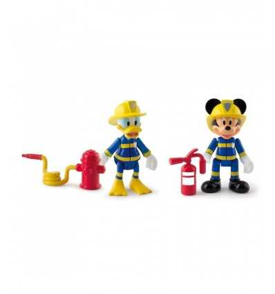 Mickey Mouse and Donald Duck rescue team 181908MM1 IMC Toys- Futurartshop.com