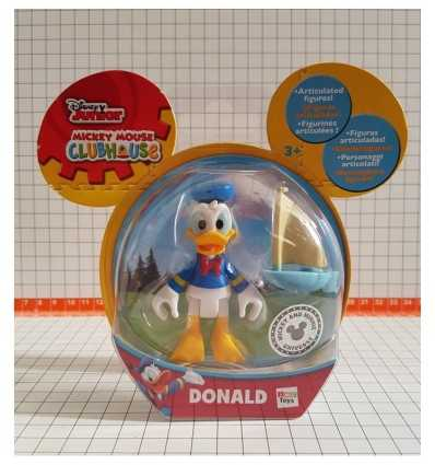 personaje mickey mouse Clubhouse Donald Duck 181854MM1/182134 IMC Toys- Futurartshop.com