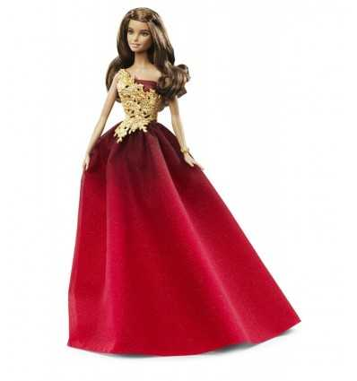 Bambola Barbie magia delle feste 2016 DRD25-3 Mattel-Futurartshop.com