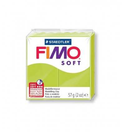 brick fimo soft lime green 8020 52 Staedtler- Futurartshop.com