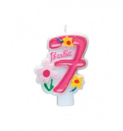 Bougie n 7 Barbie CMG7481 CMG7481 Como Giochi - Futurartshop.com