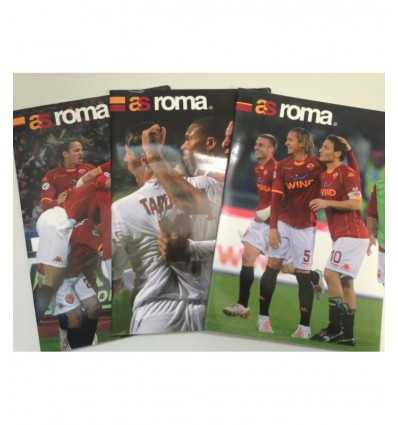 Pocket-bok Rom team rigo 5 mm Panini- Futurartshop.com