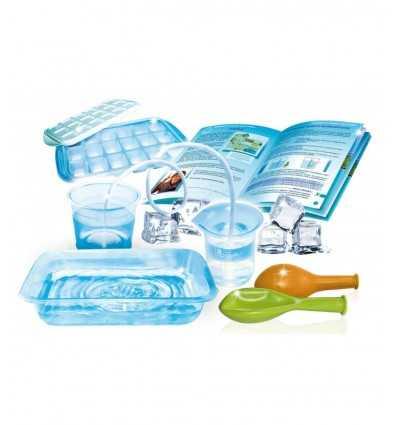 Wasser und Eis Experimente Genie 20 56309 Lisciani- Futurartshop.com