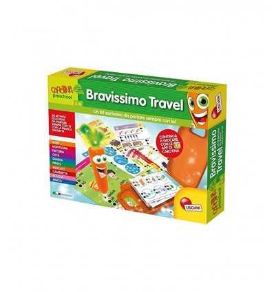 great travel carotene with portable case 53179/C Lisciani- Futurartshop.com
