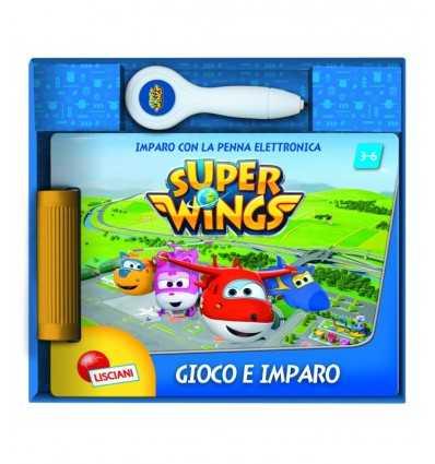 super wings penna interattiva gioco e imparo 09078 Lisciani-Futurartshop.com