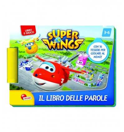 Super wings I learn the words 09047 Lisciani- Futurartshop.com