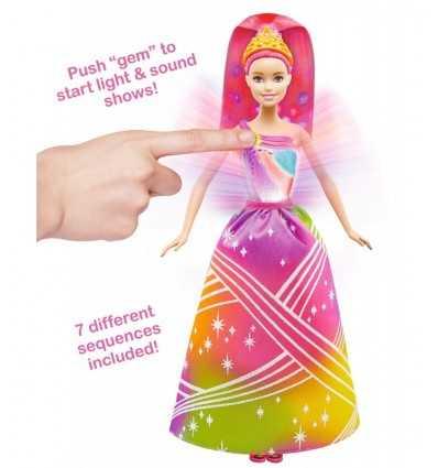 Barbie Princess magical rainbow DPP90 Mattel- Futurartshop.com