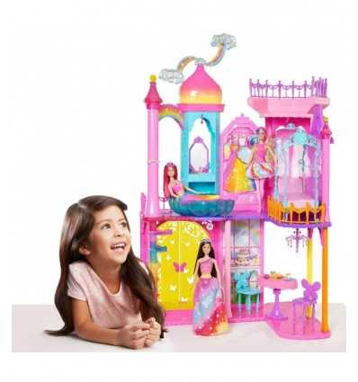 Barbie Rainbow Castle DPY39 Mattel- Futurartshop.com