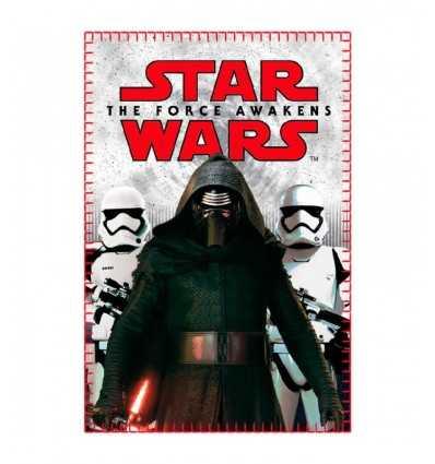 Tartan Star Wars 150 x 100 cm 2200001652 Cerdà- Futurartshop.com