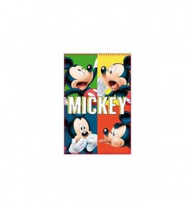 Mickey Mouse Plaid 150x100 cm 2200001649 Cerdà- Futurartshop.com