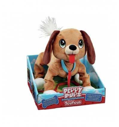 peppy pups cane-marrone PEP00100/2 Giochi Preziosi-Futurartshop.com