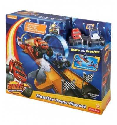 Trail blaze monster car set-dome arena CGC92 Mattel- Futurartshop.com