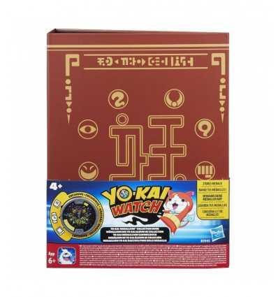 Yo-ka-the book collector odznaki B5945EQ00 Hasbro- Futurartshop.com