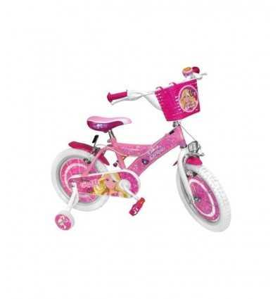 Rosa Barbie 16 rida med Barbie väska och Bell CB812621 CB812621 Stamp- Futurartshop.com