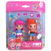 PinY pon towarzysze z tata Michelle i Rita 700012915/21918 Famosa- Futurartshop.com