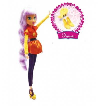 Real Friends-Astoria Doll with accessories REG00000/2 Gig- Futurartshop.com