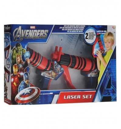 Avengers laserowe zestaw broni 390065 IMC Toys- Futurartshop.com