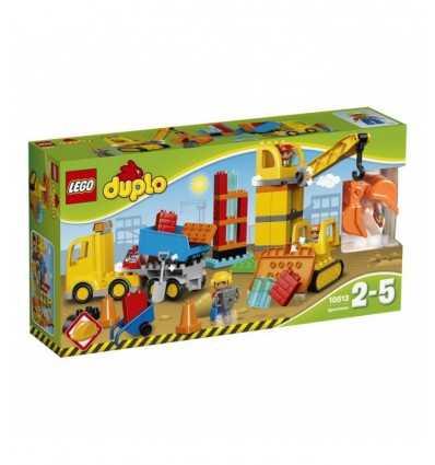 10813-Big construction site 10813 Lego- Futurartshop.com