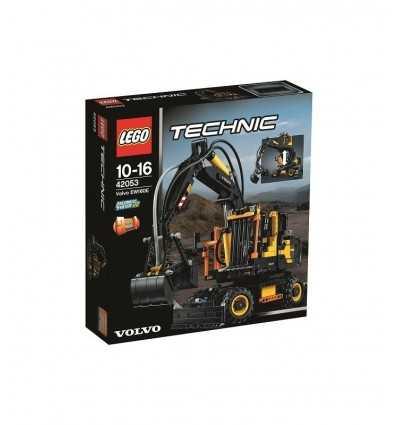 42053-Volvo ew 160E 42053 Lego- Futurartshop.com