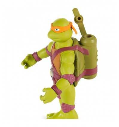 teenage mutant Ninja Turtles Charakter Michelangelo spittin ' TUA67000/90623 Giochi Preziosi- Futurartshop.com