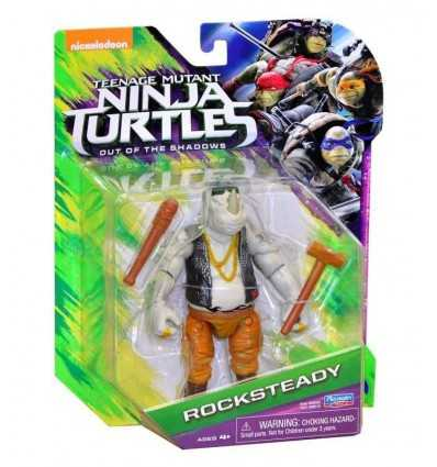 Teenage Mutant Ninja Turtles Film Charakter rocksteady TUV71000/88015 Giochi Preziosi- Futurartshop.com
